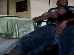Young Man Black