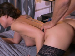 mom-mature-housewife-in-stockings-squirting-after-blowjob