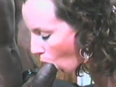 Delicious Brunette Will Adore A Heavy Penis That Is Black