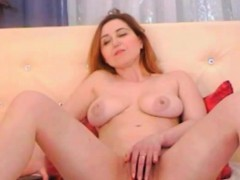 hot-redhead-masturbating-with-a-wierd-toy