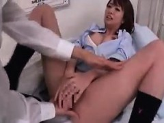 Sultry Asian Girl With Perky Tits Has Her Boyfriend Licking