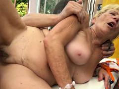 chubby-grandmas-hairypussy-fucked-outdoors