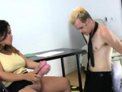 Cuties Fuck Men Anus With Big Belt Cocks And Squirt Load