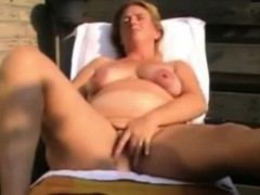 Backyard Masturbation Dutch Milf Judith