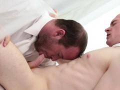 Mormon Bishop Eats Cum
