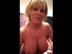 The Hottest Milf Sucks Cock