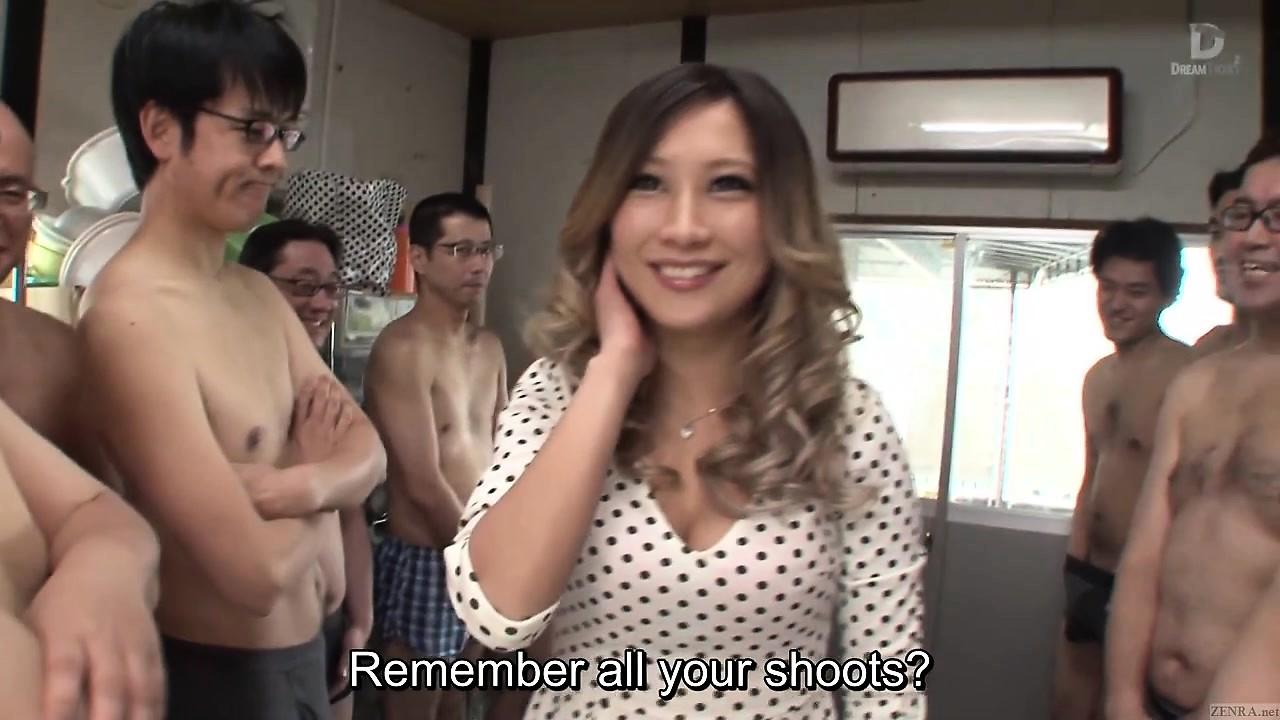 subtitled japanese av star and gyaru aika blowjob party @ drtuber