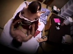Spy Cam Catches A Pregnant Wife Getting Drilled Hardcore In