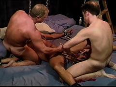 first-time-cbt-when-young-newbie-gets-balls-squeezed-in-my