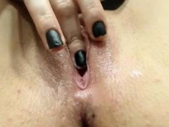 Perfect Pussy Fingering Close Up And Ass Open On Wetcams