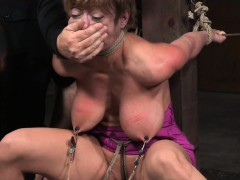 Gstring Tied Submissive Punished Hard