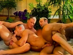 Renato, Adam And Nico Are Three Very Hot, Horny European