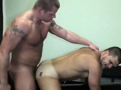 Muscle Son Bareback And Anal Cumshot