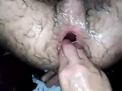 Chunky Legal Age Teenager Fisting And Anal