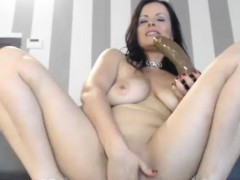 Sounds tempting Busty henrietta szanto dildo in pussy about one