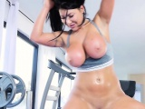TeamSkeet- August Taylor Gets Fucked After Workout