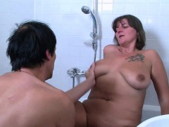 this-mature-wife-is-packing-some-serious-boobage-she-loves