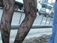 Unsatisfied Amateurs Nylon Pantyhose Addiction