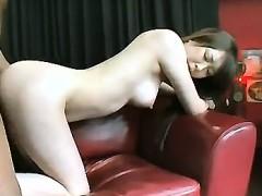 Busty Japanese Nipples Teased
