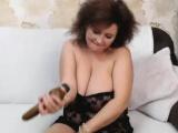Hot Naughty Huge Boobs Tramp Having Nice Show