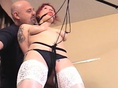 Bithes Get Completely Restrained