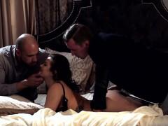 Slutty Keisha Grey Takes Two Massive Cocks In One Shot PornoShok-dir