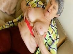 omahotel-extra-hairy-granny-seductive-striptease