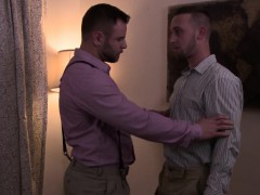 Boss Nick Sterling Drilles Assistant Billies Tight Asshole