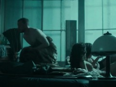 charlize theron and sofia boutella – atomic blonde PornBookPro