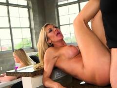 Nina Dolce Enjoys A Good Pussy Fuck