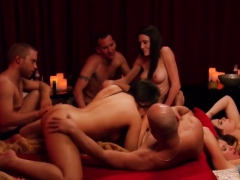 Beautiful Babes Banged By Friends