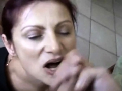 Russian Housewife Gets The Fuck She Deserved