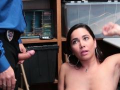 Huge Tits Gal Stealer Karlee Gets Nailed