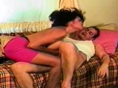 Hardcore Vintage Latina Fuck