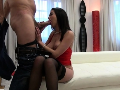 Nikky Perry Gets Her Muff And Ass Railed By Huge Dick