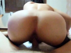 hairy-wife-in-stockings-reverse-cowgirl-fuck