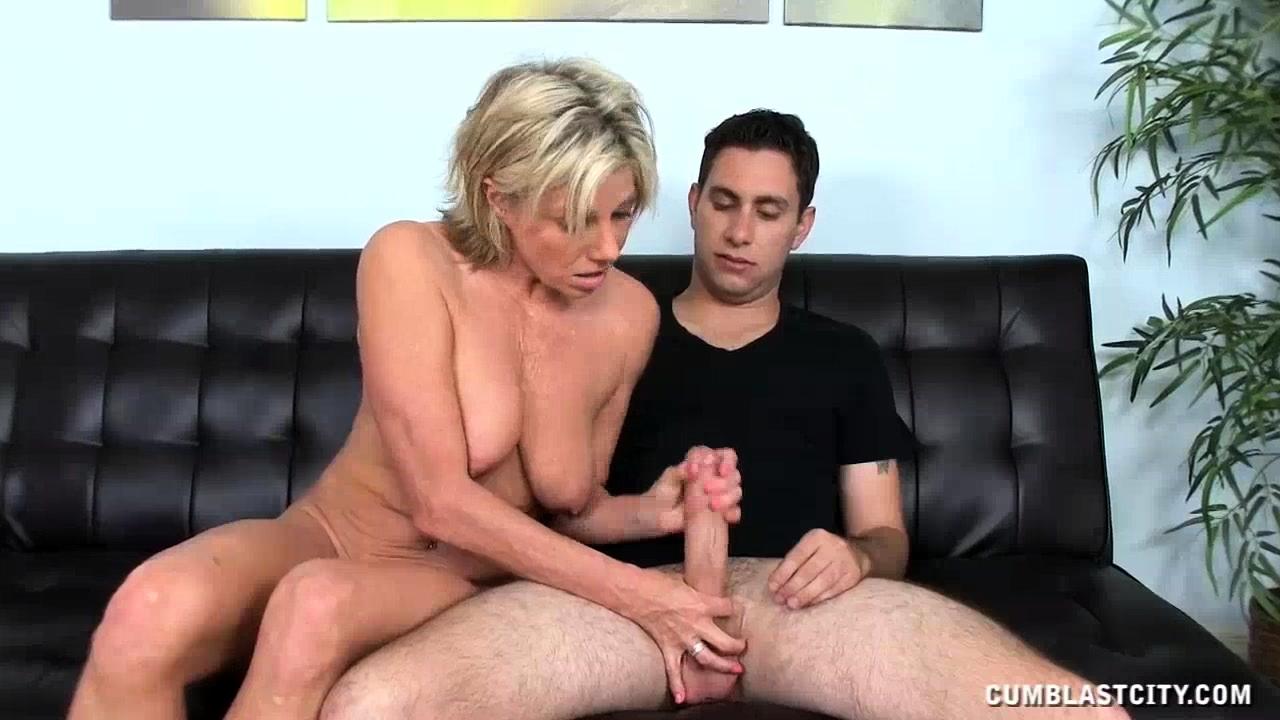 Monster Black Cock Blonde Milf