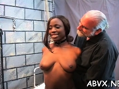 large-tits-chick-thraldom-in-excited-home-scenes