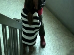Chinese Girl Fucked In Stairs Creampied – Swallowx Porn Video