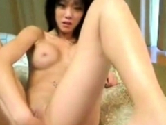 kinky asian masterbates on webcam