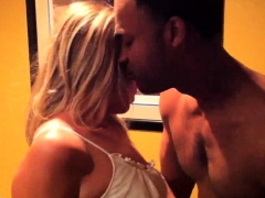 sweet girl blonde with small titties taking it doggy style THE BEST HD 720 PORNO