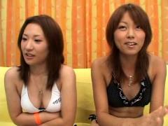 asian lesbian muffin lick