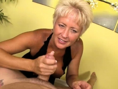 milfs offering a unique dick milking experience