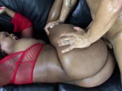 Jayden Starr Loves On The White Cock