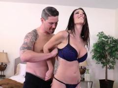 Dava Foxx – Sexo caliente en el dormitorio con Aaron Wilcox