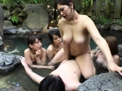 japanese bitch loving hardcore group sex