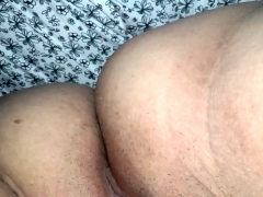 Mature Bbw Trying Out Her Toys