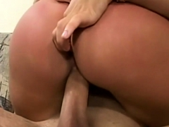 Big Butt Milf Takes On Two Cocks
