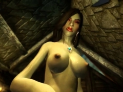 Gorgeous Female Orc With A Student Porn Video