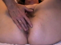 Mature Ass To Pussy Creampie